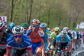 Tour of Flanders Royalty Free Stock Photo