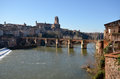 Tourism in Albi Stock Photography