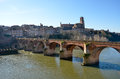 Tourism in Albi Stock Photos
