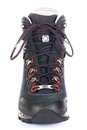 Tourist boots for mountain hikes Royalty Free Stock Photo