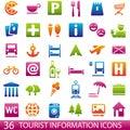 Tourist Icons