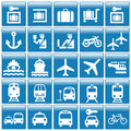 Tourist locations icon Stock Image