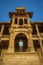 Tourist @ Sarkhej Roja