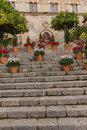 A touristic destination, Taormina, Sicily, Italy Royalty Free Stock Photo