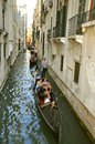Tourists in Venice , Italy Royalty Free Stock Photography
