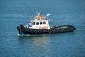 Tow boat Royalty Free Stock Photo