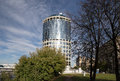 Tower 2000, Moscow International Business Centre Stock Photography