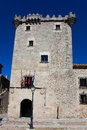 Tower of Avila Royalty Free Stock Images