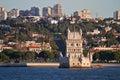 Tower of Belem, Lisboa Royalty Free Stock Photo