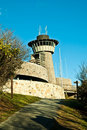 The Tower at Brasstown Bald Royalty Free Stock Image