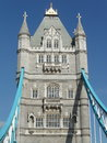 Tower bridge in London Stock Images