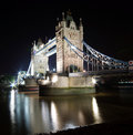 Tower Bridge, London Stock Photography