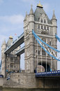 Tower Bridge. London. England Royalty Free Stock Photos