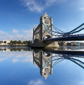 Tower Bridge in  London, UK Stock Image