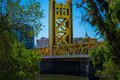 Tower Bridge Sacramento Califo...