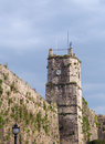 Tower in castle of ioannina epirus greece the was located the center the town and was the heart the despotate and the ottoman Royalty Free Stock Photography