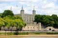 Tower Castle in London