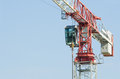 Tower Crane Closeup Royalty Free Stock Photo