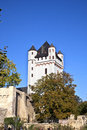 Tower at Electoral Castle in Eltville, Germany Royalty Free Stock Images