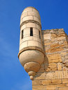 The tower of Eni-Kale, turkish fortress in Kerch Royalty Free Stock Image