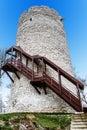 Tower in Kazimierz Dolny, Poland Royalty Free Stock Photo