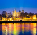 Tower of london uk Stock Photos