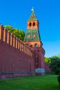 The Tower Of Moscow Kremlin