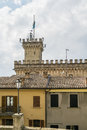 Tower Of Palazzo Pubblico, San...