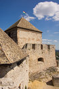 Tower of  Sumeg castle Royalty Free Stock Photo
