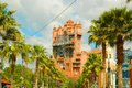 Tower of terror disney s hollywood studios main attraction the in orlando florida Stock Images