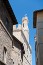 Tower in Volterra Royalty Free Stock Image