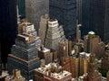 Towers of density II Stock Photos