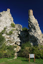 Towers of Devin castle