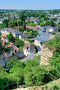 Town Amboise, France Stock Image