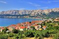 Town Of Baska Nature And Archi...