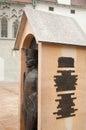 Town guardhouse in Bratislava