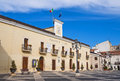 Town hall building san giovanni rotondo italy of puglia Royalty Free Stock Photography