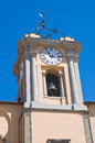 Town Hall Building. Tarquinia. Lazio. Italy. Royalty Free Stock Photo