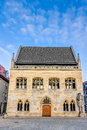 Town hall Halberstadt Royalty Free Stock Photo