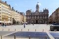 Town Hall of Lyon Royalty Free Stock Photo