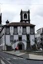 Town Hall, Ponta Delgada, Portugal