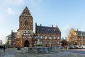 Town hall, Roskilde Royalty Free Stock Photo