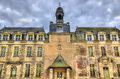Town hall of Saint-Georges-sur-Loire in France Royalty Free Stock Photo