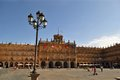 Town Hall of Salamanca Royalty Free Stock Photos
