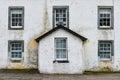 Town house, Scotland, UK Royalty Free Stock Photo
