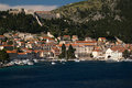 The town of Hvar Stock Images