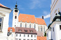 Town of Krems Stock Photography