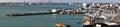 Town Quay, Southampton, England Royalty Free Stock Photo