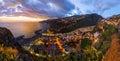 Town Ribeira Brava - Madeira Portugal Royalty Free Stock Photo