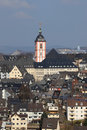 Town Siegen, Germany Stock Photos